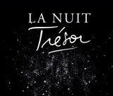 La Nuit Tresor Lancome save the date