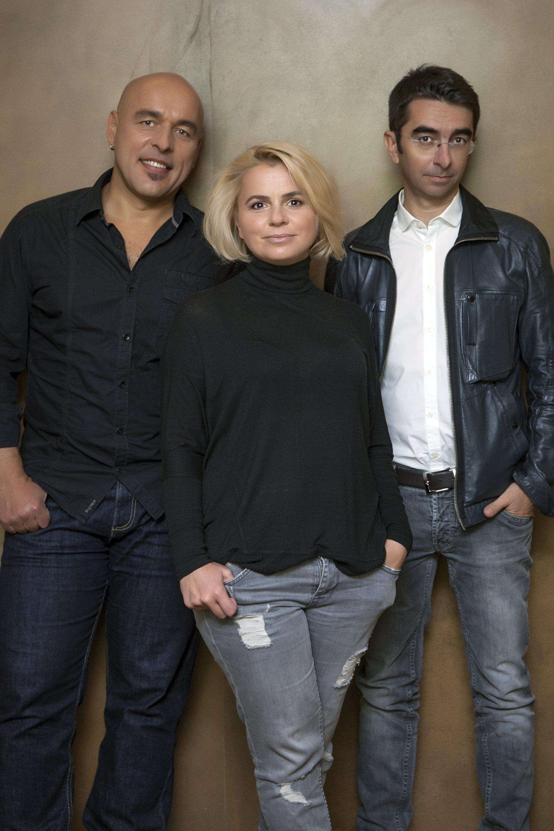 Marius, Laura, Mihai